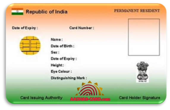 Aadhaar Card Aadhaar Card From The Unique Identification